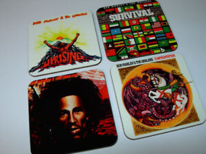 Bob-Marley-Album-Cover-COASTER-Set