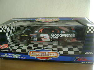 DALE EARNHARDT #3 1995 GM GW BUCK FEVER RACING 1/18 SCALE M.CARLO