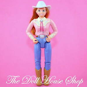 Fisher-Price-Loving-Family-Dollhouse-Horse-Riding-Pony-Rider-Mom-Mother-Doll