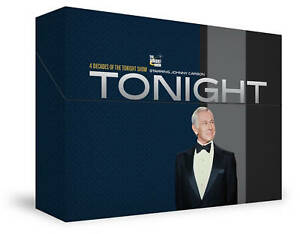 Johnny Carson Tonight NEW Boxed Set 15 DVDs 30 Hours!!