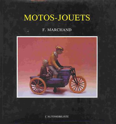 "GSMOTO ""MOTOS - JOUETS"" Marchand, Blechspielzeug-Motorräder !! NEU/NEW/NEUF !!"