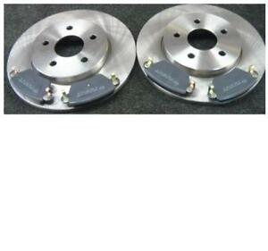 ford mondeo brake discs brake pads rear mk3 2000 ebay. Black Bedroom Furniture Sets. Home Design Ideas