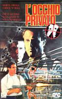 L' Occhio Privato (1987) Vhs Cic 1a Ed. Mark Tinker Michael Woody -  - ebay.it