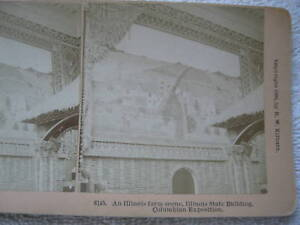 1893-PAINTING-IN-IL-BUILDING-COLUMBIA-EXPO-STEREOVIEW