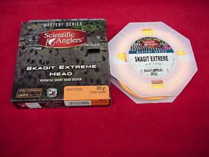 Scientific Anglers Fly Line Skagit Extreme Head 800 Gr 29 Ft GREAT NEW