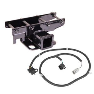 11580-51-2-Rear-Receiver-Hitch-Kit-and-Wire-Harness-Jeep-Wrangler-JK-2007-12