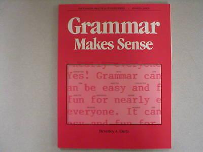 Grammar Makes Sense Pacemaker Fearon Janus 0822451018