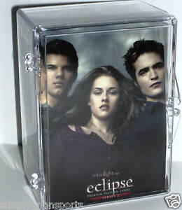 TWILIGHT NECA ECLIPSE SERIES 2 TRADING CARD BASE SET
