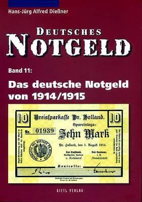 6011: Das deutsche Notgeld von 1914 / 1915