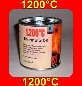 motorlack auspufflack feuerfeste farbe ofenlack 1200 c 125. Black Bedroom Furniture Sets. Home Design Ideas