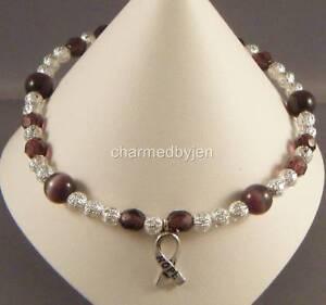 LUPUS-Awareness-Ankle-Bracelet-Anklet-w-HOPE-Charm
