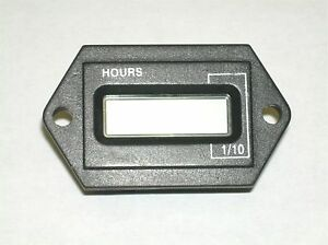 New-Rectangle-LCD-hour-meter-quartz-9-80-VDC-hourmeter