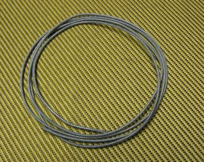 METAL SHIELDED BRAIDED WIRE FOR PROJECT GIBSON GUITARS WIRING HARNESS LES PAUL on Rummage