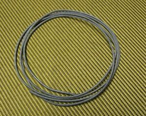metal shielded braided wire for project gibson guitars wiring harness les paul ebay