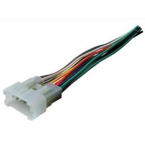 suzuki stereo wiring harness suzuki aftermarket cd player radio stereo install car wire ... suzuki outboard wiring harness #14