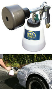 TORNADOR-Air-Driven-Foam-Car-Wash-Snow-Gun-FREE-SHIPPING