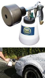 TORNADOR-Air-Driven-Foam-Car-Wash-Snow-Gun-FREE-SHIPPING