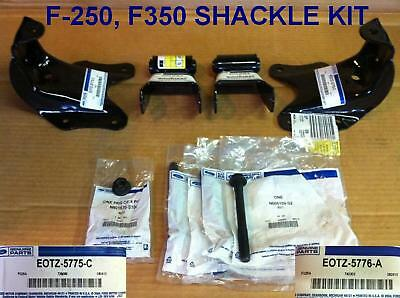 Ford 1980-1989 F-250 F-350 Shackle, Bracket, Bolts on sale