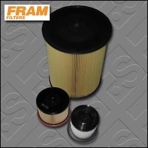 service kit ford focus mk2 2 0 tdci fram oil air fuel. Black Bedroom Furniture Sets. Home Design Ideas