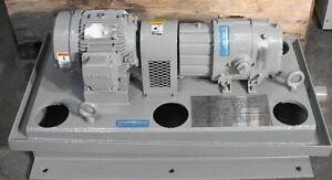 Tuthill-3202-57T3-Air-Blower-Vacuum-Pump-22-6-cfm-3hp