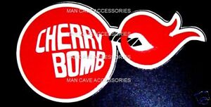 CHERRY-BOMB-Vinyl-Decal-Sticker