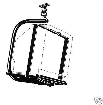 Kv 3126c Tv Ceiling Mount, Black, 120-lbs, 25-27