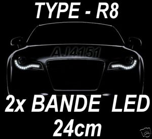 Bande-LED-type-R8-24cm-MERC-AMG-ALL-MODELS