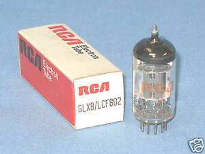 VACUUM-TUBE-6LX8-LCF802-RCA-NOS-6LX8-LCF802