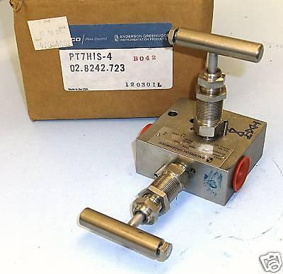 Tyco Pt7his-4 Manifold,