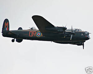 Giant-1-10-Scale-Avro-Lancaster-Bomber-Plans-Templates