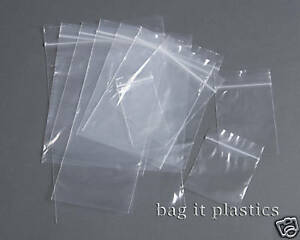 200-PLASTIC-RESEALABLE-GRIP-SEAL-BAGS-4-x-5-5