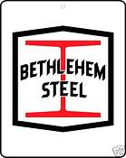Bethlehem Steel Sign