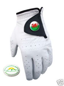 Gales-Cabretta-Guantes-De-Golf-Sherpashaw-Marcador-De-Bolas-M
