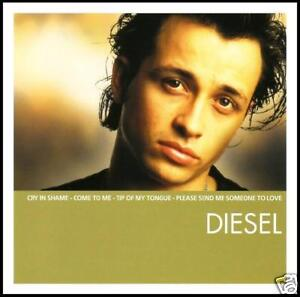 DIESEL - THE ESSENTIAL CD ( JOHNNY & INJECTORS~MARK LIZOTTE ) 80's HITS *NEW*