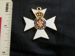UK-Britain-Royal-House-Order-Queen-Victoria-England-Knight-Award-Knight-Medal