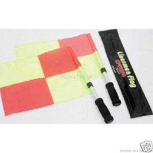 Deluxe-Linesmans-Flags-Set-Football-Soccer-Touchline