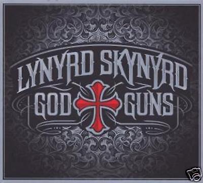 LYNYRD SKYNYRD / GOD & GUNS * NEW & SEALED 2CD DIGIPACK * NEU *