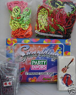 CARNIVAL TOYS LOT OF 646 SMALL PRIZES, PARTY TOYS & FAVORS #1