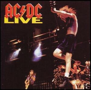 AC/DC - LIVE! ~ D/Rem CD ~ ACDC / ANGUS YOUNG *NEW*