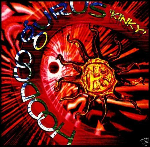 HOODOO GURUS - KINKY ~ Deluxe Edition CD w/BONUS *NEW*