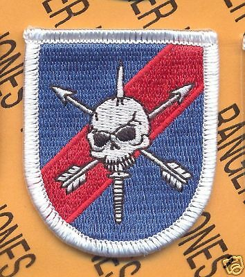 20th Special Forces Airborne Beret Flash Patch 2-b Ctt