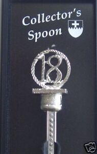 18TH-BIRTHDAY-SILVER-PLATED-COLLECTABLE-SPOON