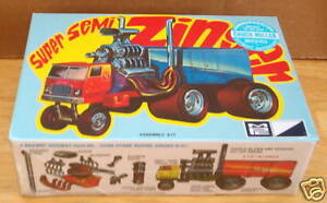 MPC-ZINGERS-SUPER-SEMI-Caricature-Model-Kit-HOBBY-TIME-MODEL-SHOP