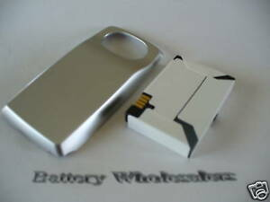 Battery for Nextel i830 Extended + Silver door 900 mAh