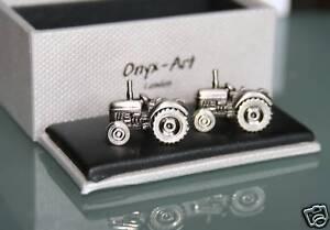 Novelty-Cufflinks-Tractor-Design-New-Farmer-Gift