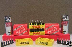 LOT of COCA-COLA PRODUCTS  !