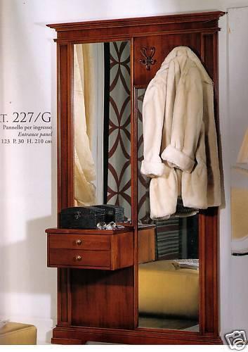 Specchio ingresso tutte le offerte cascare a fagiolo for Cappottiera ingresso