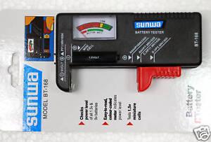 1pc-Battery-tester-BT-168-1-5V-9V-Button-Battery