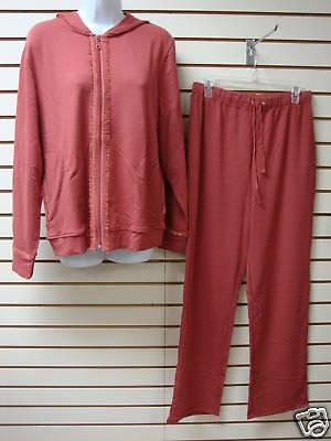 - Sport Savvy Hooded Jacket & Pants, Medium
