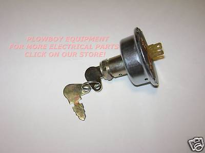 Ignition Start Switch For Massey Ferguson 50 265 285 504809m1 20a1745 504809v91